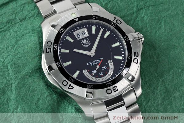 Used luxury watch Tag Heuer Aquaracer steel quartz Kal. Ronda 6004.B Ref. WAF1010  | 152133 14