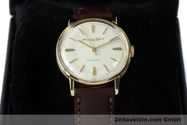 Used luxury watch IWC Portofino 18 ct gold automatic Kal. 853 VINTAGE  | 152135 07