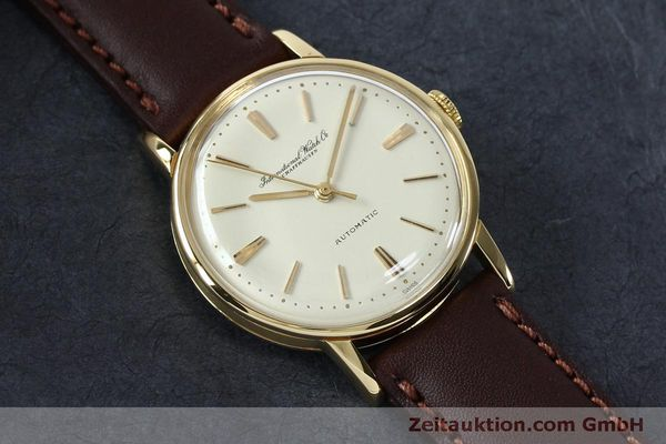 Used luxury watch IWC Portofino 18 ct gold automatic Kal. 853 VINTAGE  | 152135 12