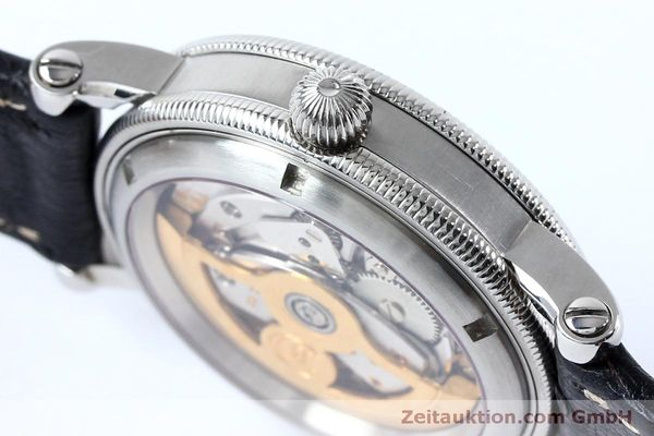 Used luxury watch Chronoswiss Tora steel automatic Kal. 123 Ref. CH1323  | 152137 08