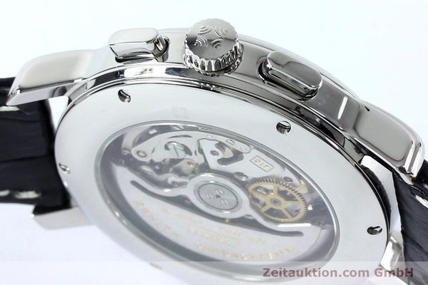 Used luxury watch Zenith Elprimero chronograph steel automatic Kal. 10133 410 Ref. 01.0240.410  | 152138 08