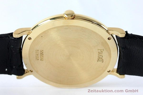 Used luxury watch Piaget * 18 ct gold manual winding Kal. 9P2 Ref. 9025N  | 152141 10
