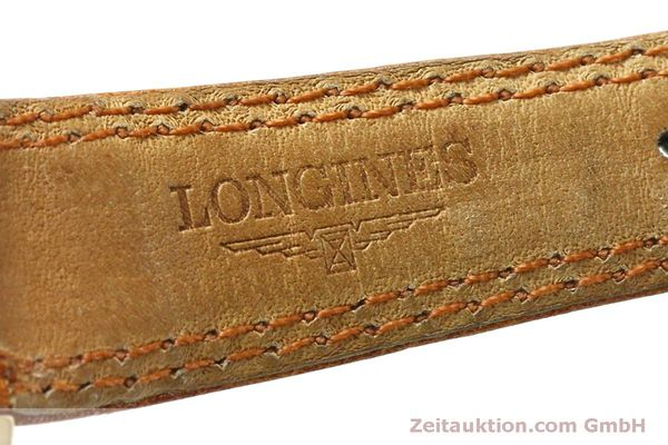 Used luxury watch Longines Lindbergh Stundenwinkel 18 ct gold automatic Kal. L989.2 Ref. 989.5216  | 152142 12