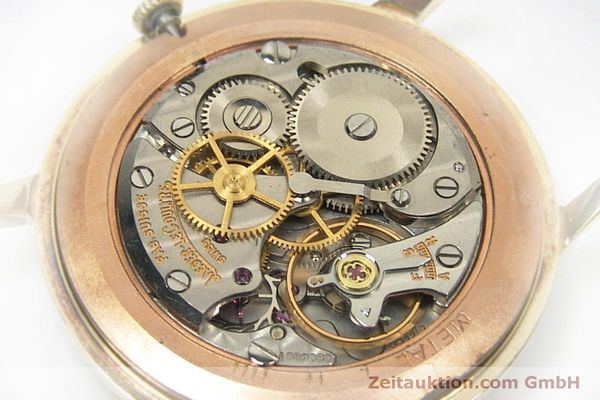 Used luxury watch Jaeger Le Coultre * 18 ct gold manual winding Kal. 800/C VINTAGE  | 152149 09