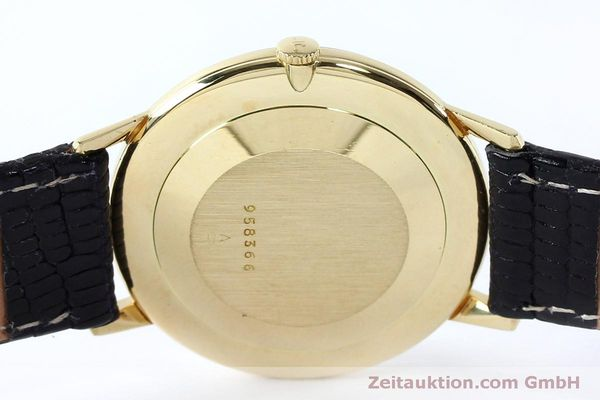 Used luxury watch Jaeger Le Coultre * 18 ct gold manual winding Kal. 800/C VINTAGE  | 152149 11