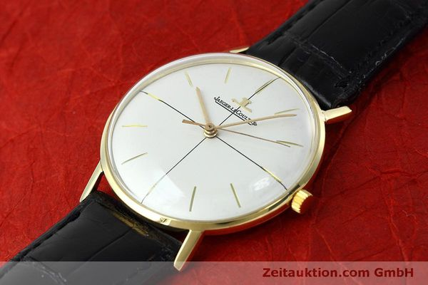 Used luxury watch Jaeger Le Coultre * 18 ct gold manual winding Kal. 800/C Ref. 2285 VINTAGE  | 152157 01