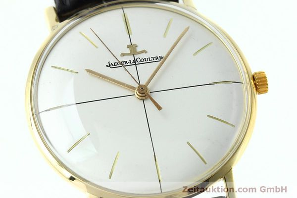 Used luxury watch Jaeger Le Coultre * 18 ct gold manual winding Kal. 800/C Ref. 2285 VINTAGE  | 152157 02