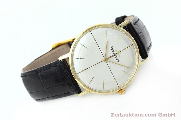Used luxury watch Jaeger Le Coultre * 18 ct gold manual winding Kal. 800/C Ref. 2285 VINTAGE  | 152157 03