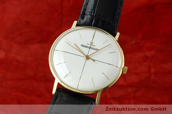 Used luxury watch Jaeger Le Coultre * 18 ct gold manual winding Kal. 800/C Ref. 2285 VINTAGE  | 152157 04