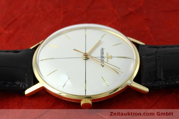 Used luxury watch Jaeger Le Coultre * 18 ct gold manual winding Kal. 800/C Ref. 2285 VINTAGE  | 152157 05