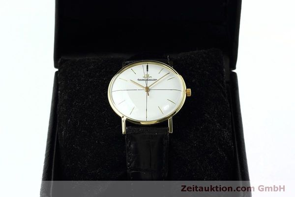 Used luxury watch Jaeger Le Coultre * 18 ct gold manual winding Kal. 800/C Ref. 2285 VINTAGE  | 152157 07