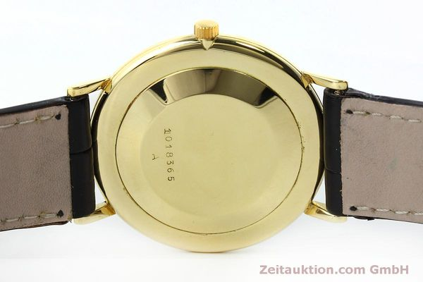 Used luxury watch Jaeger Le Coultre * 18 ct gold manual winding Kal. 800/C Ref. 2285 VINTAGE  | 152157 08