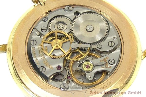 Used luxury watch Jaeger Le Coultre * 18 ct gold manual winding Kal. 800/C Ref. 2285 VINTAGE  | 152157 10