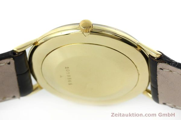 Used luxury watch Jaeger Le Coultre * 18 ct gold manual winding Kal. 800/C Ref. 2285 VINTAGE  | 152157 11
