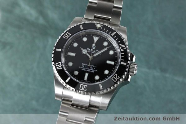 Used luxury watch Rolex Submariner steel automatic Ref. 114060  | 152164 04