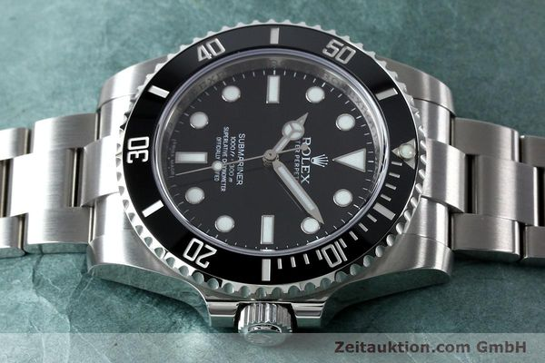 Used luxury watch Rolex Submariner steel automatic Ref. 114060  | 152164 05