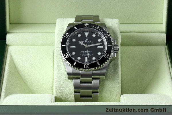 Used luxury watch Rolex Submariner steel automatic Ref. 114060  | 152164 07