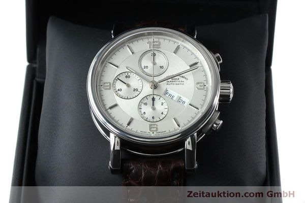 Used luxury watch Mühle Robert Mühle I chronograph steel automatic Kal. ETA 7750 Ref. M1-10-15 LIMITED EDITION | 152165 07