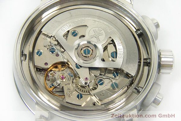 Used luxury watch Mühle Robert Mühle I chronograph steel automatic Kal. ETA 7750 Ref. M1-10-15 LIMITED EDITION | 152165 09