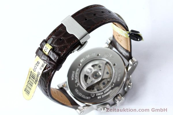 Used luxury watch Mühle Robert Mühle I chronograph steel automatic Kal. ETA 7750 Ref. M1-10-15 LIMITED EDITION | 152165 11