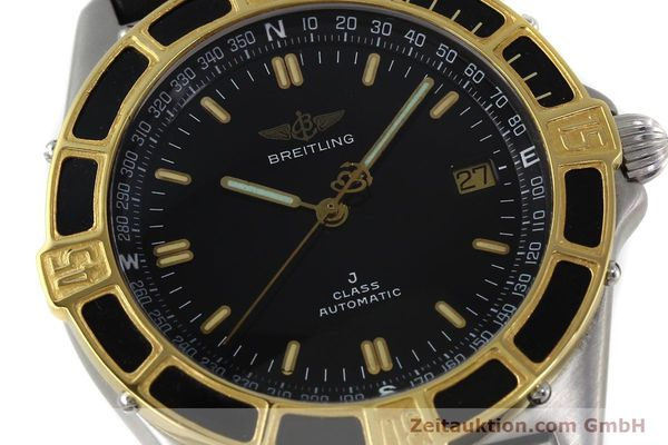 Used luxury watch Breitling J-Class steel automatic Kal. ETA 2892-2 Ref. 80250  | 152178 02