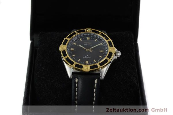 Used luxury watch Breitling J-Class steel automatic Kal. ETA 2892-2 Ref. 80250  | 152178 07