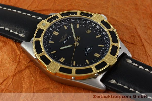 Used luxury watch Breitling J-Class steel automatic Kal. ETA 2892-2 Ref. 80250  | 152178 11