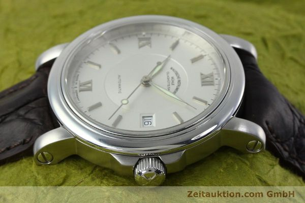 Used luxury watch Mühle Mercurius steel automatic Kal. ETA 2824-2 Ref. M1-24-20  | 152194 05