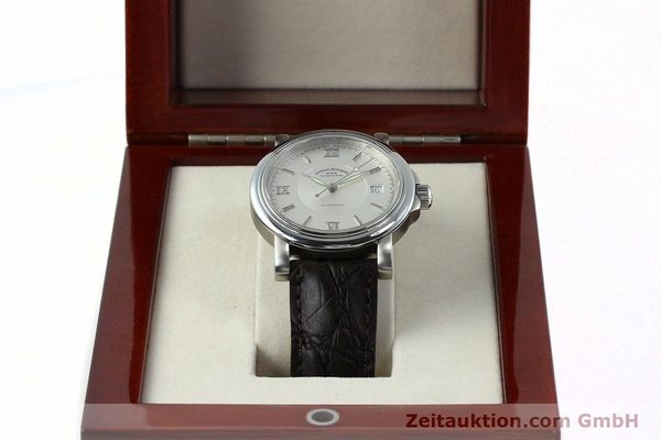 Used luxury watch Mühle Mercurius steel automatic Kal. ETA 2824-2 Ref. M1-24-20  | 152194 07