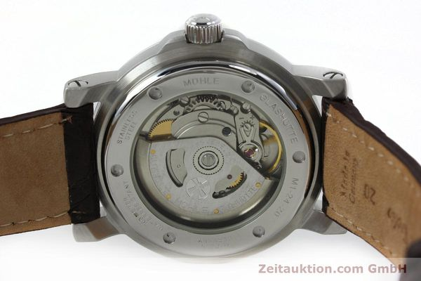 Used luxury watch Mühle Mercurius steel automatic Kal. ETA 2824-2 Ref. M1-24-20  | 152194 09