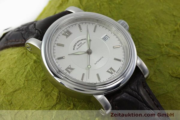 Used luxury watch Mühle Mercurius steel automatic Kal. ETA 2824-2 Ref. M1-24-20  | 152194 15