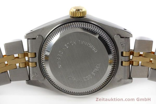montre de luxe d occasion Rolex Datejust acier / or  automatique Kal. 2135 Ref. 69173  | 152205 09