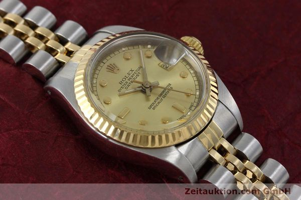montre de luxe d occasion Rolex Datejust acier / or  automatique Kal. 2135 Ref. 69173  | 152205 17