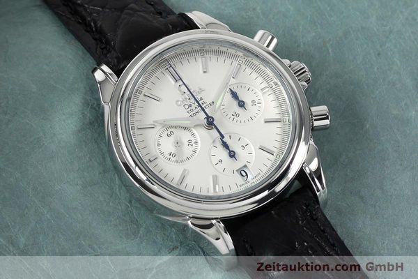 Used luxury watch Omega De Ville chronograph steel automatic Kal. 3313  | 152210 12