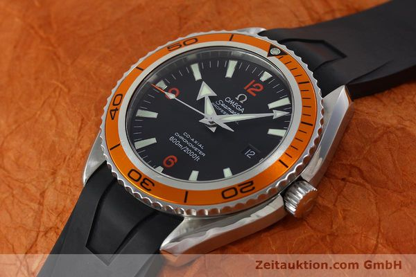Used luxury watch Omega Seamaster steel automatic Kal. 2500C  | 152214 01