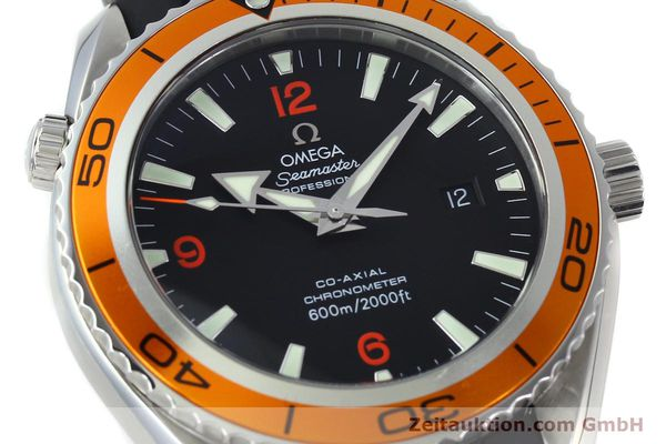 Used luxury watch Omega Seamaster steel automatic Kal. 2500C  | 152214 02