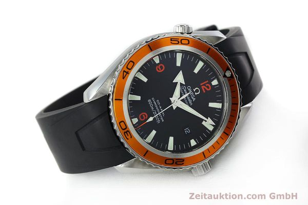 Used luxury watch Omega Seamaster steel automatic Kal. 2500C  | 152214 03