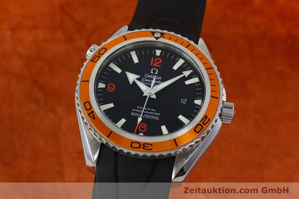 Used luxury watch Omega Seamaster steel automatic Kal. 2500C  | 152214 04