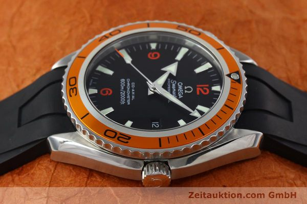 Used luxury watch Omega Seamaster steel automatic Kal. 2500C  | 152214 05