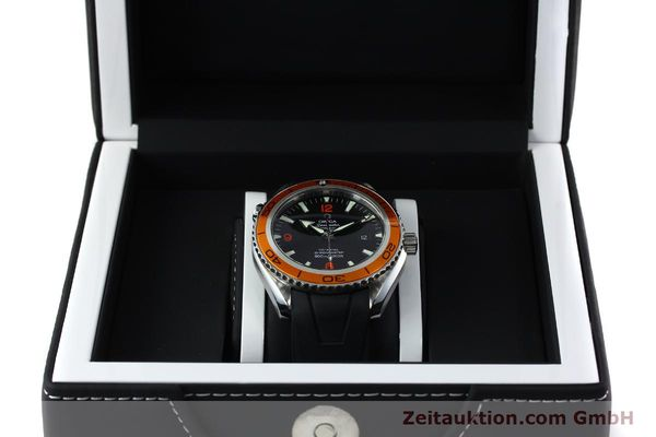 Used luxury watch Omega Seamaster steel automatic Kal. 2500C  | 152214 07