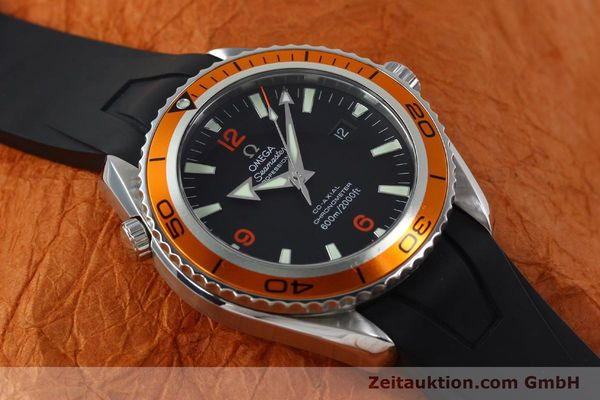 Used luxury watch Omega Seamaster steel automatic Kal. 2500C  | 152214 15