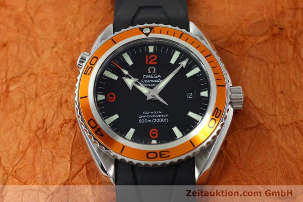 Used luxury watch Omega Seamaster steel automatic Kal. 2500C  | 152214 16