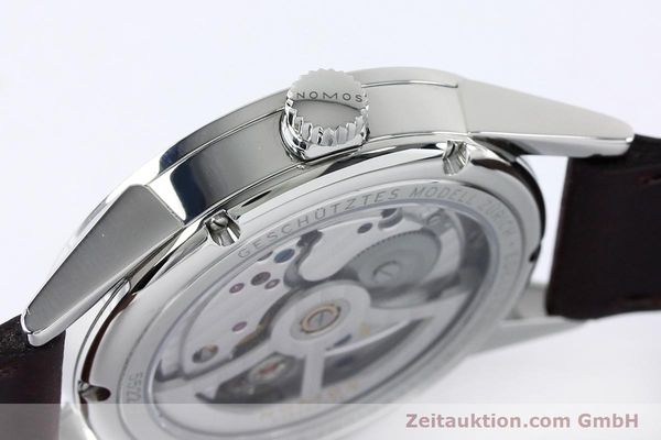Used luxury watch Nomos Zürich steel automatic Kal. Epsilon 16431  | 152216 08