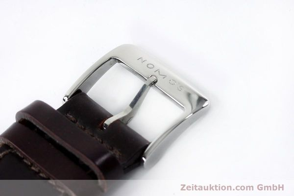 Used luxury watch Nomos Zürich steel automatic Kal. Epsilon 16431  | 152216 11