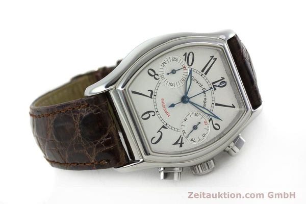 Used luxury watch Girard Perregaux Richeville chronograph steel automatic Kal. 2280-631 Ref. 2750  | 152236 03