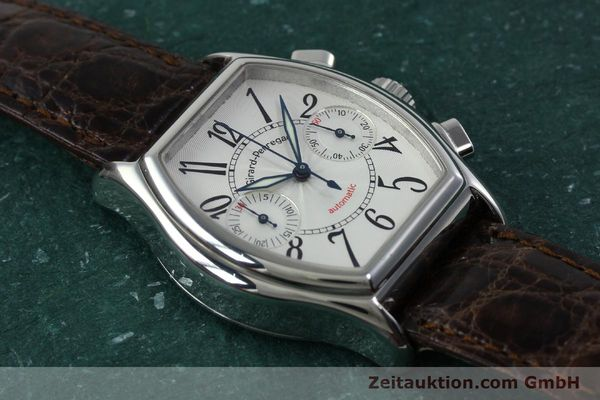 Used luxury watch Girard Perregaux Richeville chronograph steel automatic Kal. 2280-631 Ref. 2750  | 152236 15