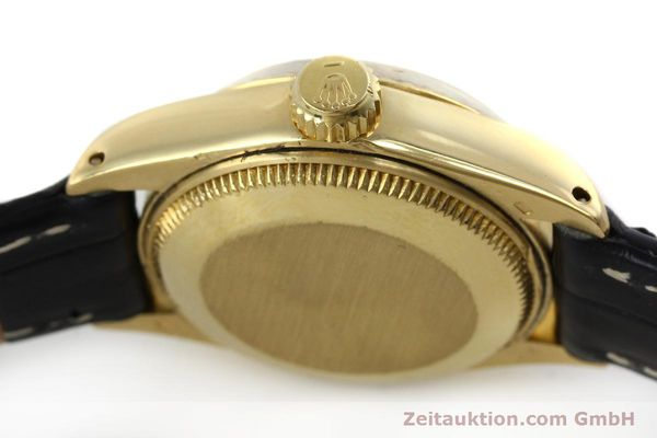 Used luxury watch Rolex Lady Datejust 18 ct gold automatic Kal. 2030 Ref. 6917  | 152239 11