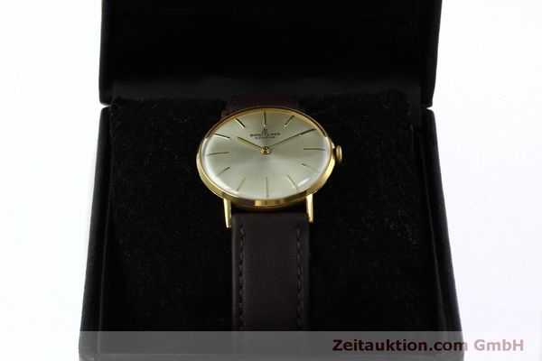 Used luxury watch Breitling * gold-plated manual winding Kal. P 330 VINTAGE  | 152253 07