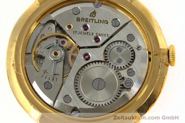 Used luxury watch Breitling * gold-plated manual winding Kal. P 330 VINTAGE  | 152253 10