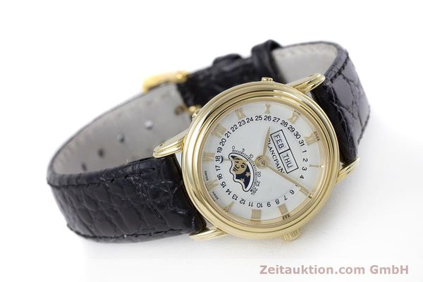 Used luxury watch Blancpain Villeret 18 ct gold automatic Kal. 6395 Ref. 6395-1418  | 152254 03